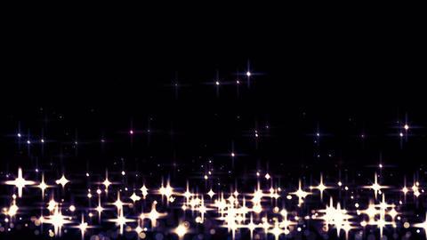 Glitter Particles CG動画