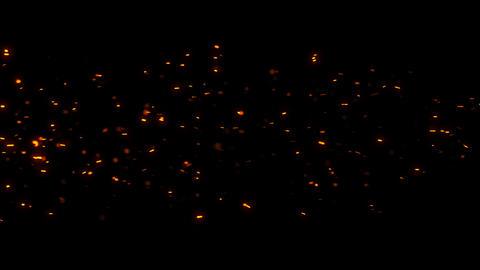 Sparks - Horizontal Small Footage