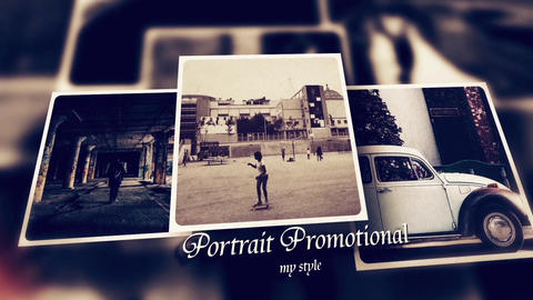 Little Story - Positive Slideshow After Effects Template