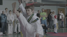 Taekwon-do Slow Motion 0