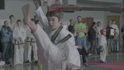 Taekwon-do Slow Motion 0