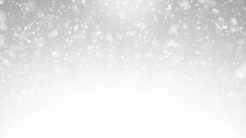 Christmas & Happy New Year Snowfall Background Animation