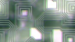 futuristic technical background Loop Footage