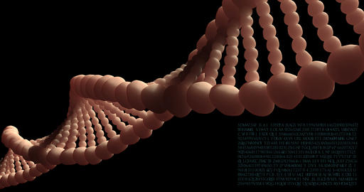 Analyzing DNA structure, forensic research, genes and genetic disorders, science Live Action