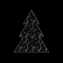 Christmas Particles 2