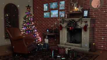 Christmas Memory After Effects Template
