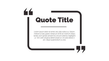 Quotes Titles Pack Premiere Pro Template