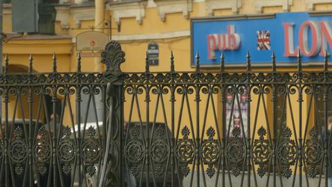 pub london in St. Petersburg Footage