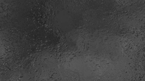 Abstract Metallic Grey Substance Animation - Loop Animation