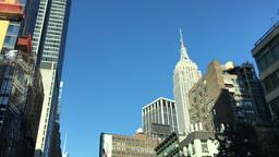 1006119 IMG 0607 New York Manhattan Empire State Building ED Footage