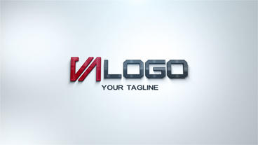 Logo Intro After Effects Projekt