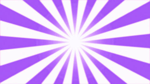 Rotating Stripes Background Animation - Loop Violet Animation