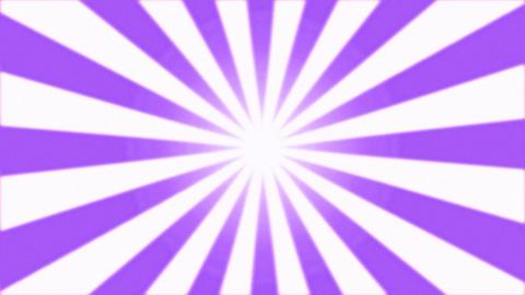 Rotating Stripes Background Animation - Loop Violet Animation