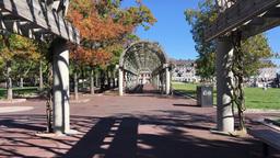1006038 IMG 0225 Boston Long Corridor at Christopher Columbus Waterfront Park Live Action