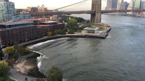 1007012 IMG 0966 NYC Downtown Manhattan from Manhattan Bridge Live Action