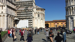 1007184 IMG 5337 Pisa Miracles Square Sun ED Footage
