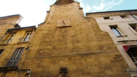 Tower of the Couvent des Augustins in 4K Live Action