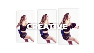 Stomp Fashion Opener After Effects Template