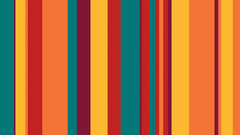 Multicolor Stripes 26 - Cozy Color Stripes Video Background Loop Animation