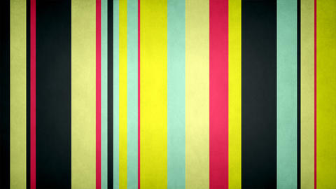 Paperlike Multicolor Stripes 27 - 4k Paper Texture Stripes Video Background Loop Animation