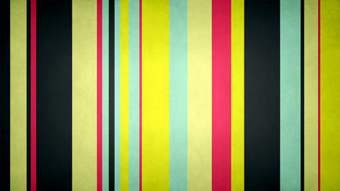 Paperlike Multicolor Stripes 27 - Paper Texture Stripes Video Background Loop Animation