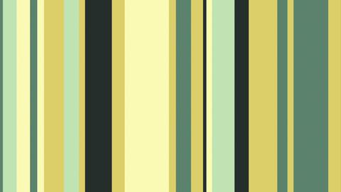 Multicolor Stripes 34 - 4k Light Greenish Bars Video Background Loop Animation