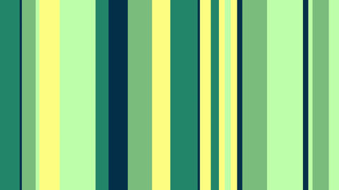 Multicolor Stripes 35 - 4k Green Yellow Bars Video Background Loop Animation