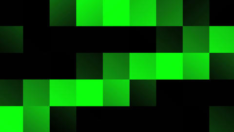 squares VJ Loop XII LoG PhotoJPG chroma green screen Animation