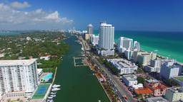 1011039 Miami Beach DJI 0060 1 ビデオ