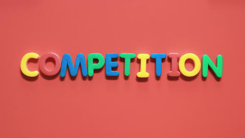 word Competition Footage