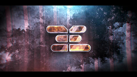 Epic Action Logo 4 After Effects Template
