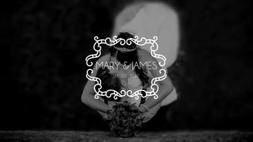 Premium Wedding Titles After Effect Template V19 Plantilla de After Effects