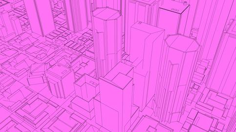 Sketch City Render フォト