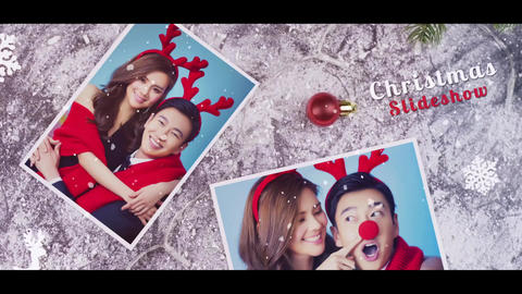 Christmas Time After Effects Template