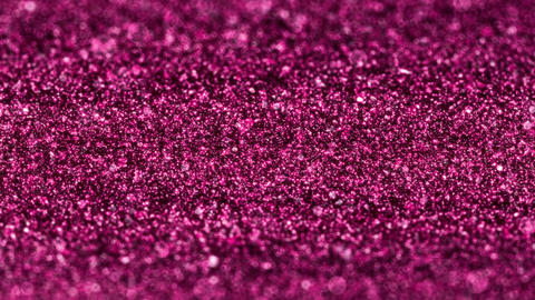 Shiny pink glimmer particles Christmas seamless loop abstract background Animation