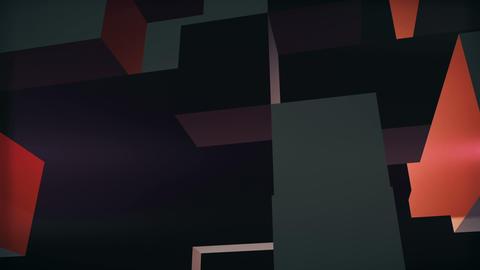 3D Blocks, Stock Animation