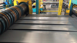 Metalworking industry. cutting tool processing steel Footage