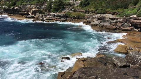 Sydney Bondi Coast Footage