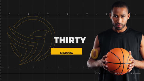 Sport Player Profiles ME After Effects Template