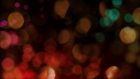Bokeh abstract texture. Colorful. Defocused background. Blurred bright light. Fotografía