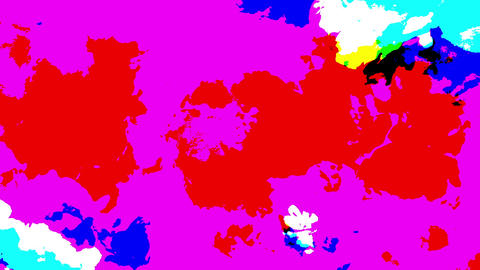 Abstract Colors, Stock Animation