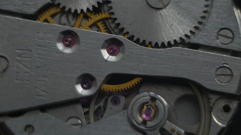 Clock mechanism ビデオ