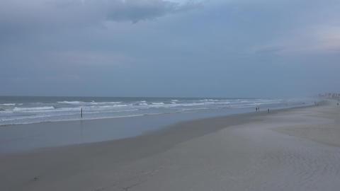 Endless beach in Daytona Live Action