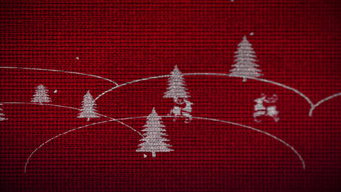 Marry Christmas After Effects Template