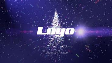Christmas Logo Premiere Proテンプレート