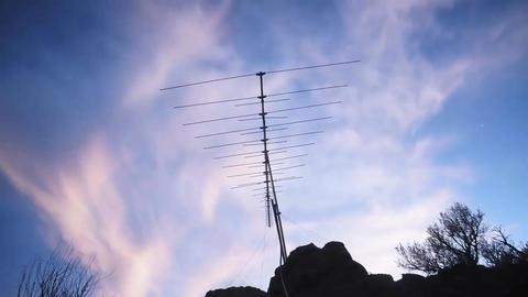 TV Antenna Star Sky Live Action