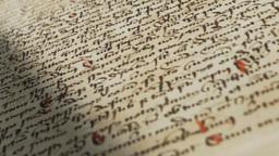 Ancient Manuscript ビデオ