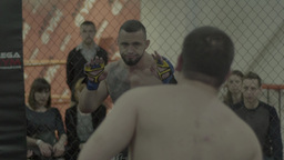 Fighting In The Octagon Slow Motion 2