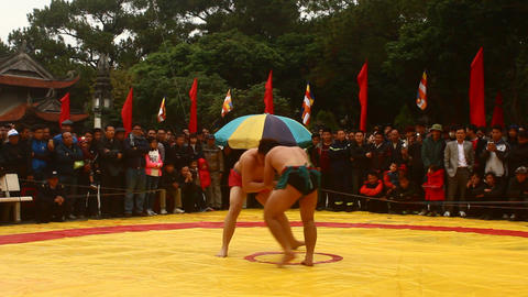 wrestling in traditional festivals, Asia Live Action
