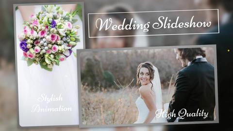Wedding Slideshow 03 Premiere Proテンプレート